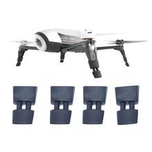 4 adet Kauçuk Durumlarda Iniş takımı Yükseklik Uzatıcı Bacak Koruyucu Uzatma Papağan BEBOP 2 FPV HD Video Drones Iniş dişli