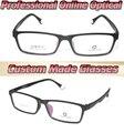 F 072 [optitian Online] óptico Custom made lentes ópticas óculos de Leitura + 1 + 1.5 + 2 + 2.5 + 3 + 3.5 + 4 + 4.5 + 5 + 5.5 + 6 + 7