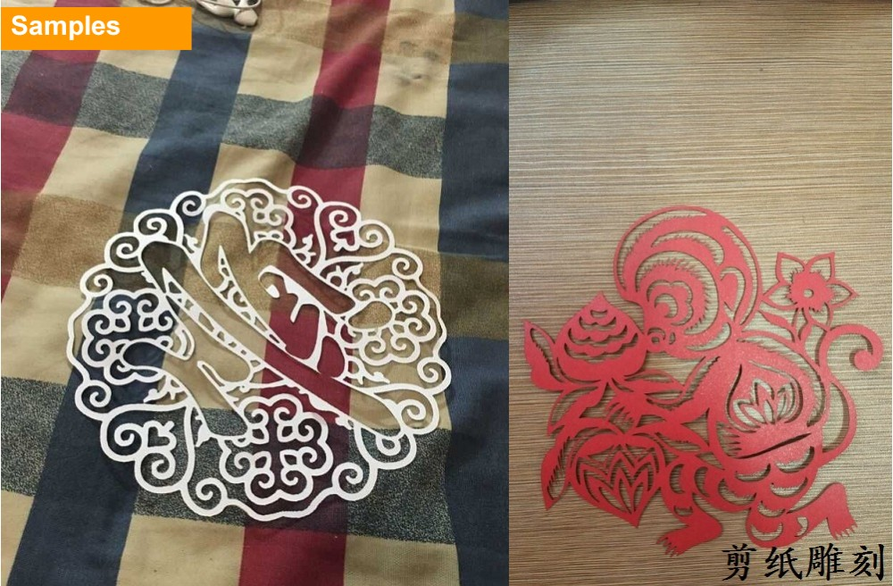 Diy laser engraving machine samples (7)