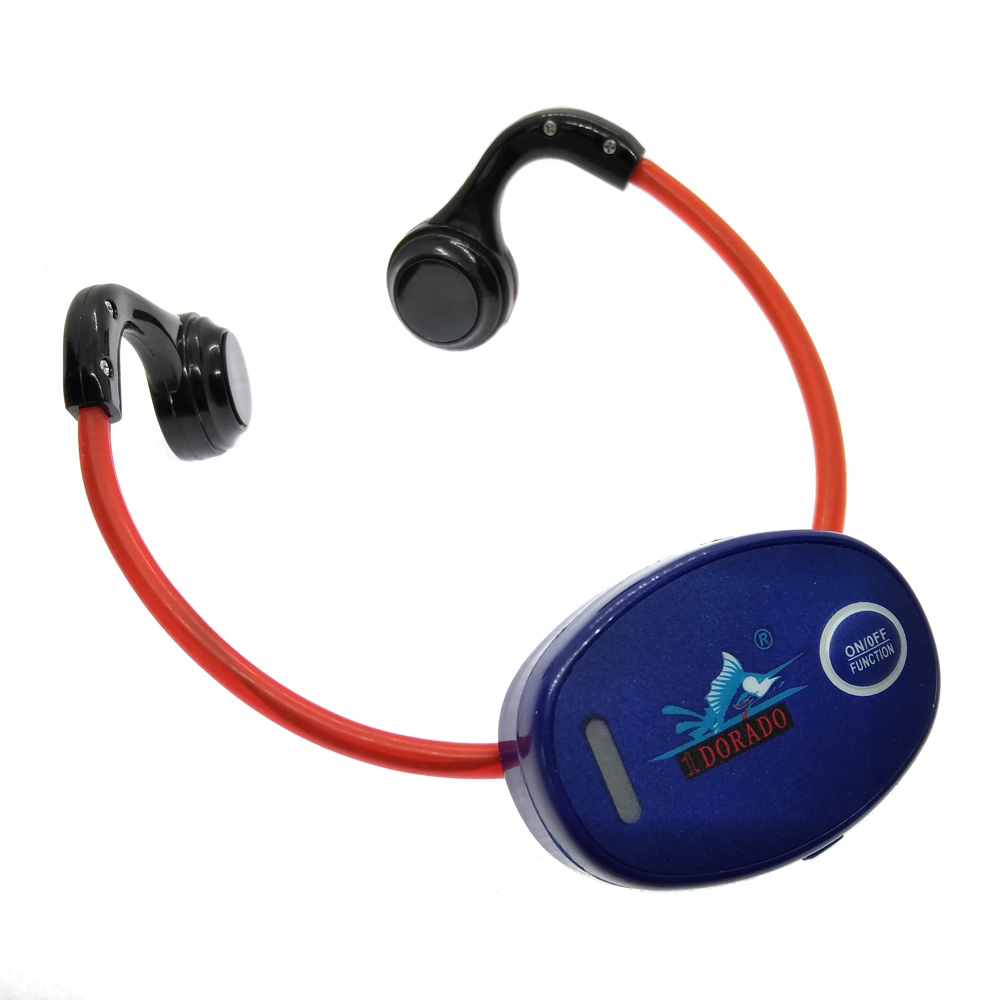Bone Conduction Swimming Training Waterproof Headset Receiver