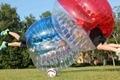 Envío libre 9 bolas de burbujas con una bomba adecuada para el envío