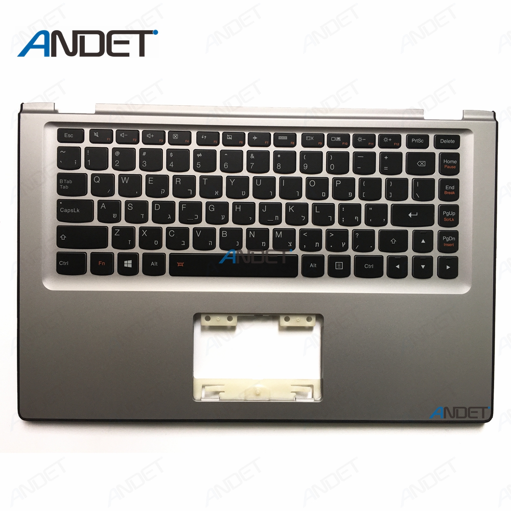 Cheap Price New Laptop Upper Case Base Cover Plalmrest For Lenovo Flex 5 15 Flex5-1570 Yoga 520-15 Am1yr000200 Grey Metal Material Laptop Accessories Laptop Bags & Cases