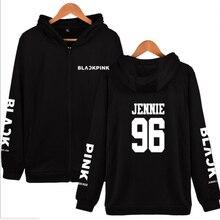 Moletom KPOP Blackpink Women Hoodies Sweatshirts