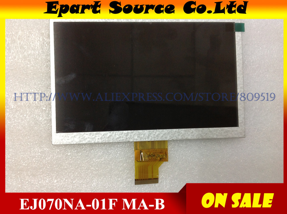 A+ 165X104mm 7 inch EJ070NA-01J EJ070NA-01F MA-B EJ070NA-01F lcd screen display panel for Acer A500 A100 Tablet PC MID