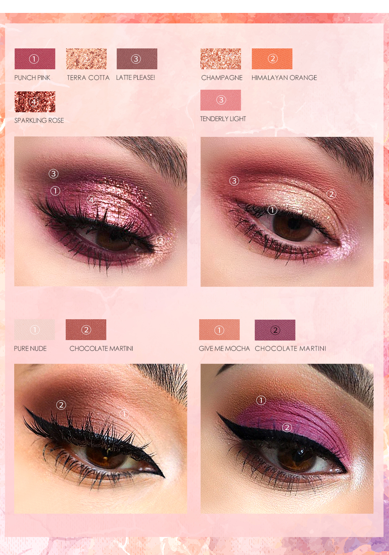 focallure sunrise eyeshadow (3)