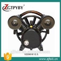 Электрический Поршневой Тип Бесшумная Мобильная головка воздушного компрессора для продажи