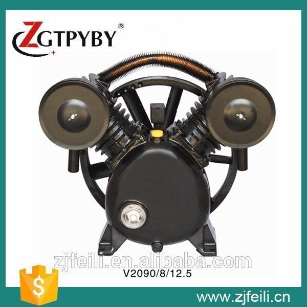 Electric Piston Type Silent Mobile Air Compressor Head for Sale 52mm piston