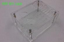 Case for Diy kits HIFI 6J1 tube amplifier Headphones amplifiers LM1875T power amplifier 30W