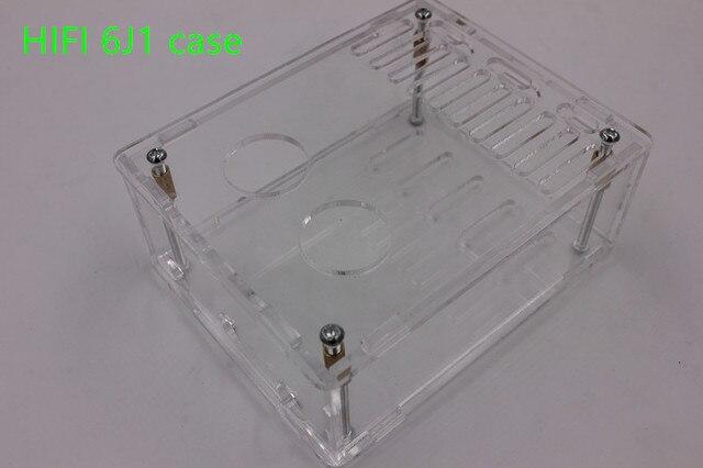 Ốp lưng dành cho DIY Bộ dụng cụ HIFI 6J1 Ống khuếch đại Tai Nghe Khuếch đại LM1875T Bộ khuếch đại công suất 30 W