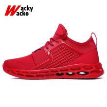 Men Shoes Sneakers Summer Trainers Mesh Breathable Casual Shoes Light Walking Sport Footwear Zapatillas Deportivas Hombre все цены