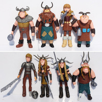 Promotion Anime How To Train Your Dragon 2 Action Figure Toys Night Fury Toothless Gronckle Deadly