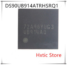 NEW 10PCS/LOT DS90UB914ATRHSRQ1 DS90UB914A DS90UB914 MARKING UB914AQ QFN48 IC
