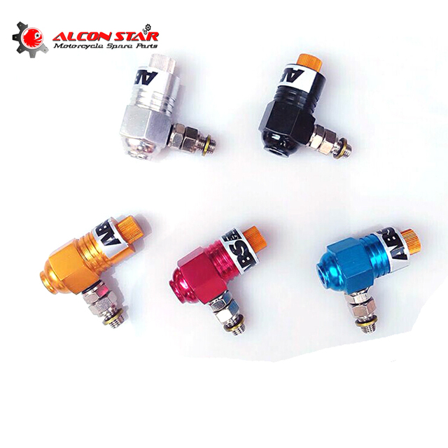 Alconstar- 10mm screw Brake Caliper Assist Motorcycle ABS Anti-locked Braking System Dirt Bike ATV Quad Go Kart GY6 Scooter ABS