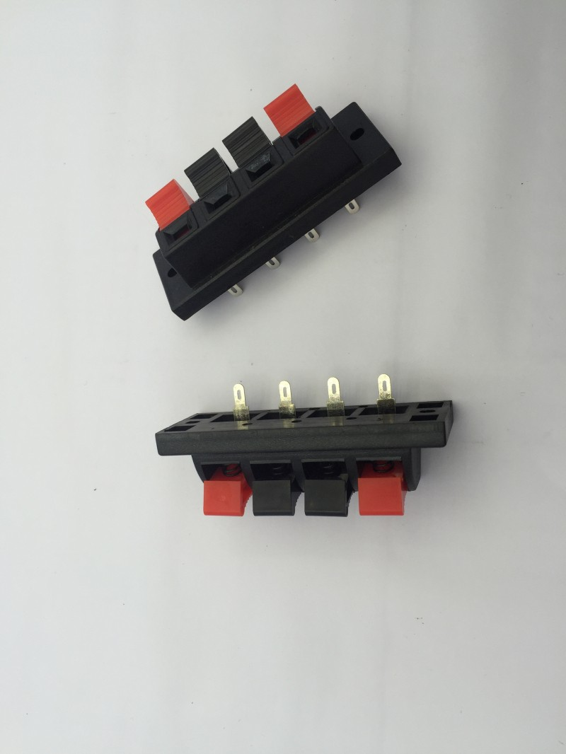 Buy 10pcs Led Lamp Test Clamp Red And Black 4 Billboard Wiring Img 7223 7228 7224 7229 7225 7226 7227
