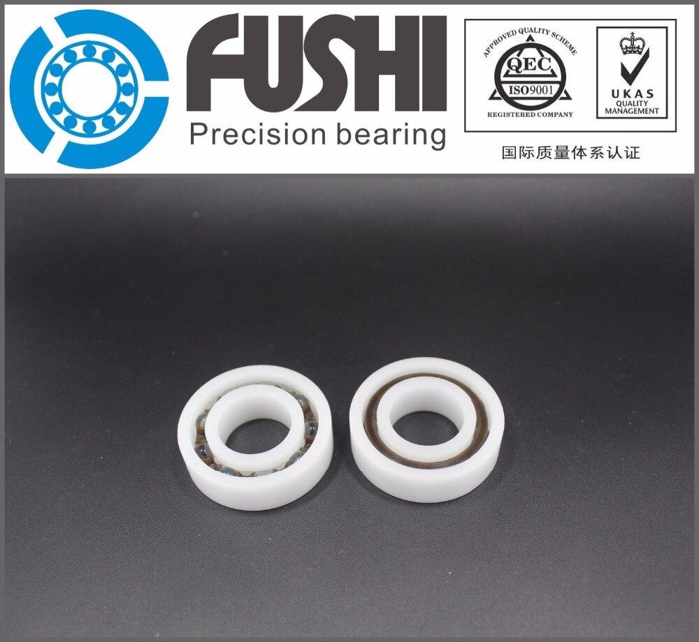 6003 POM (10PCS)  Plastic bearings 17x35x10  Glass Balls 17mm/35mm/10mm 50pcs pom plastic bearings 608 with glass balls 8x22x7 mm nylon bearing