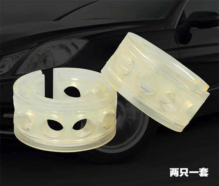 2 adet Araba amortisör yayı Tampon Güç Otomatik tamponlar A/B/C/D/E/ tipi Yaylar Tamponlar Yastık Evrensel Arabalar Için Tampon