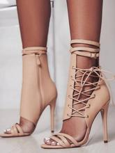 2018 Fashion Womens Platform Pumps Summer Sandals Peep Toe High Heels Lady aa0650