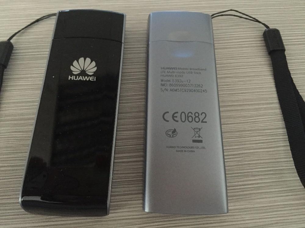 odklenjen Huawei E392 u-12Q qualcomm 9200 čip FDD način 4G brezžična datumska kartica mobilni dongle internetni modem