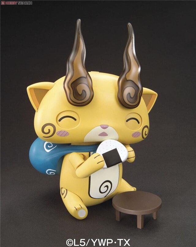 Yokai Youkai Montre Figure Yo-Kai Montre D'origine BIGLY Komajiro D12 Assemblée Figure Cartoon Figurine Jouets Accessoires