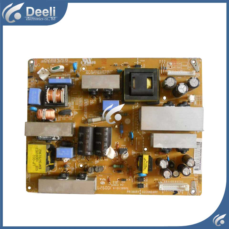 где купить 95% new original Power Board for LG 32LH20RC-TA EAX62106801/1 LGP32-10P1 good Working дешево