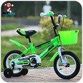 Bicicleta niños Bicicleta Infantil Del Bebé Niños de Bicicletas/12/14/16/pulgadas/Cochecito/4-8 Años/buggiest Coche Paseo En Bicicleta de Los Niños