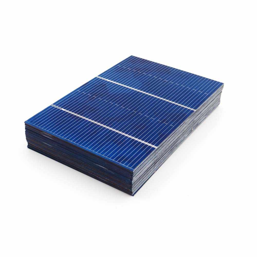 Solar Panel DIY 18/12/9/6/5/4/3/2/1/0.5V Solar Cells Polycrystalline Photovoltaic Module Solar Battery Charger Poly 156 125