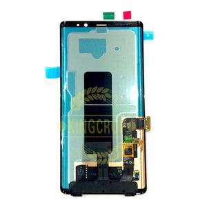 Image 5 - Pantalla Lcd táctil para Samsung galaxy Note 8 N950F N950D N950DS N950U, montaje de digitalizador con marco para Samsung Note 8 lcd