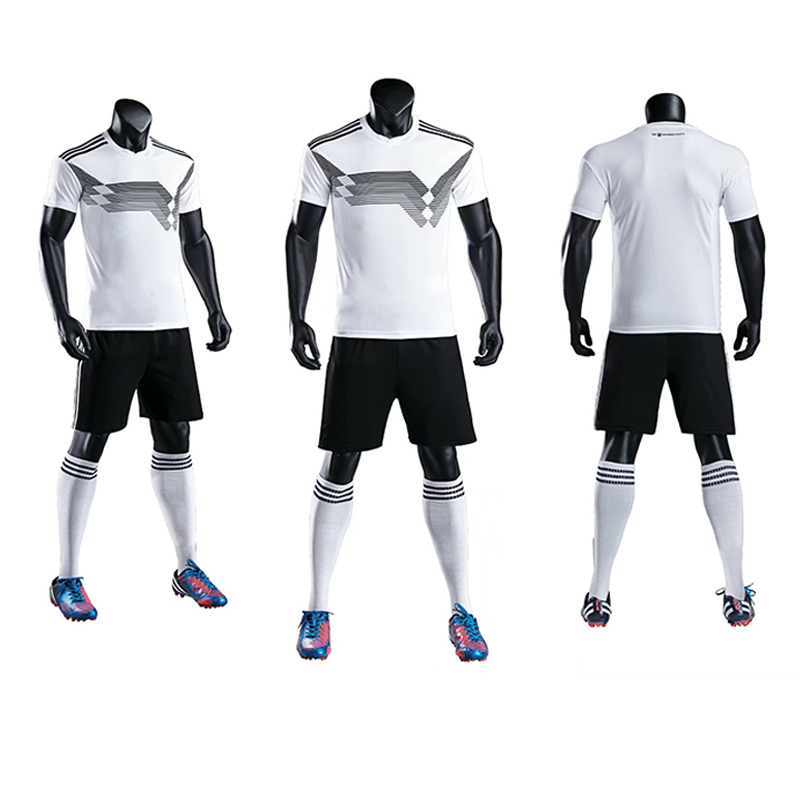 e4a7666d3 Football Uniforms Adult & Kids Sizes 2018 Football Match Germany soccer  jerseys Sportswear