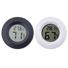 Мини ЖК-Цифровой Термометр Гигрометр Холодильник с Морозильной Камерой Температуры Тестер Инструмент Измерения Температуры