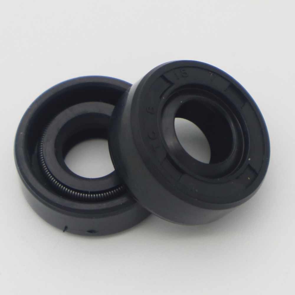 2 Pcs tipo TC 18mm * 8mm * 8mm Wearable Panificadoras Sorbet liquidificador Máquina de Óleo de Peças de Reparo Anel de vedação Para LG samsung Philips ACA ......