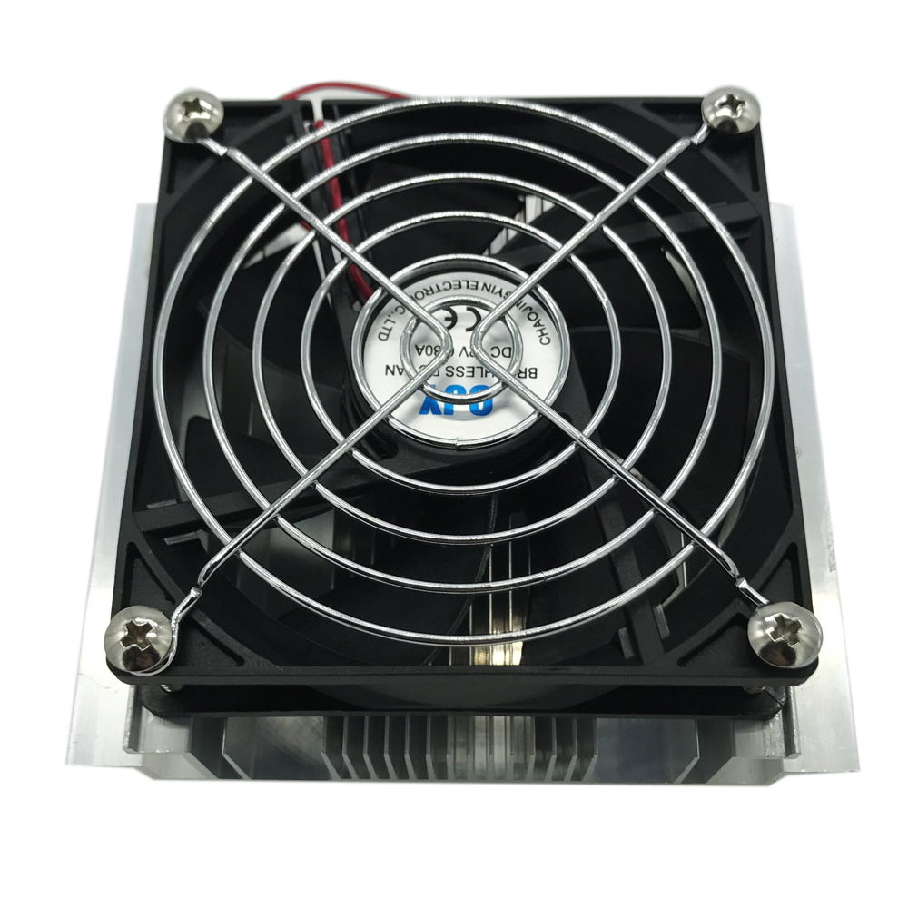 12V 50W Semiconductor Refrigeration Thermoelectric Peltier Water Cooling Device 5 pcs qdzh35g r134a 12v cooling compressor for marine refrigeration unit
