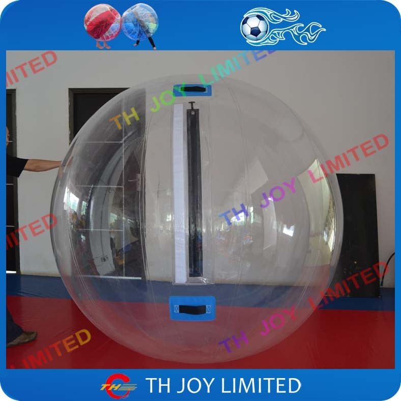 Steady 0.8mm Tpu 2m Inflatable Water Walking Ball Inflatable Water Ball,inflatable Human Hamster Ball Inflatable Human Balloon