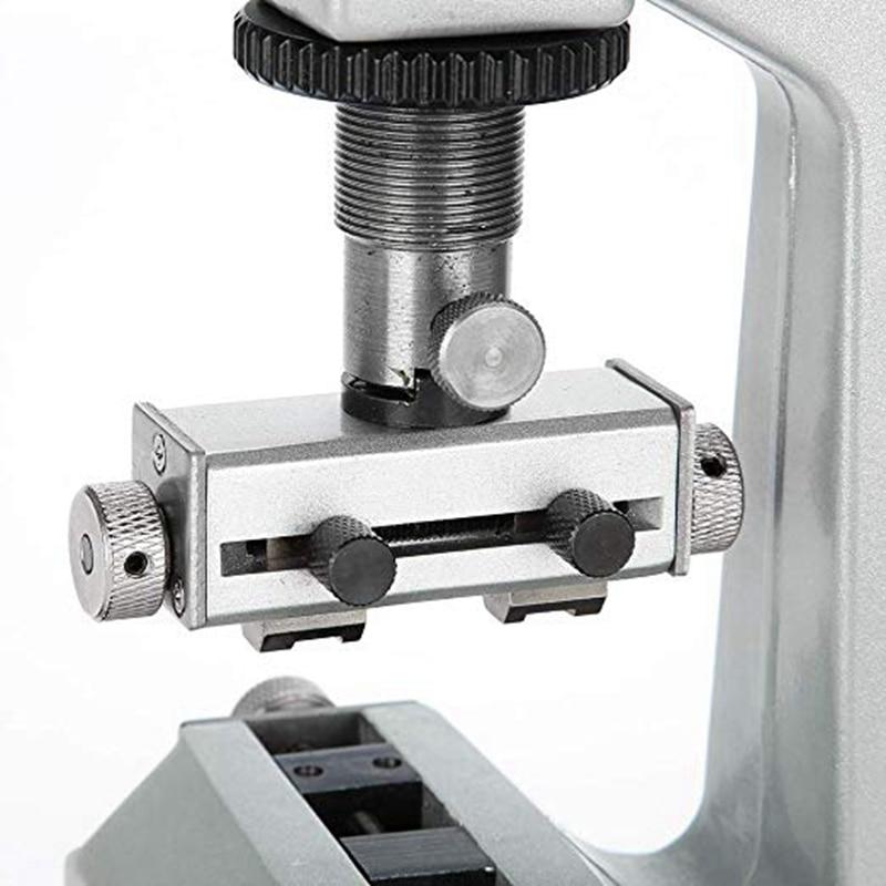 Guarda Opener, Guarda Kit di Riparazione Panchina Remover Orologiaio Repair Tool Cassa per Orologi di Apertura - 3