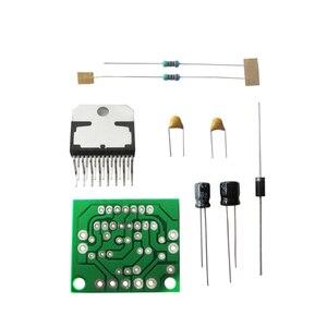Image 2 - 10 CÁI kit khuếch đại TDA7297 ban phụ tùng dc 12 v lớp 2.0 dual audio mã hóa 15 wát điện tử diy kit