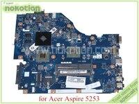 MB.NCY02.001 P5WE6 LA 7092P Rev 1.0 MBNCY02001 For acer aspire 5250 5253 motherboard ATI 7400M DDR3