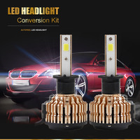2X Car Headlights Kit H7 H8 H11 H1 HB3 9005 HB4 9006 H3 H4 880 50W