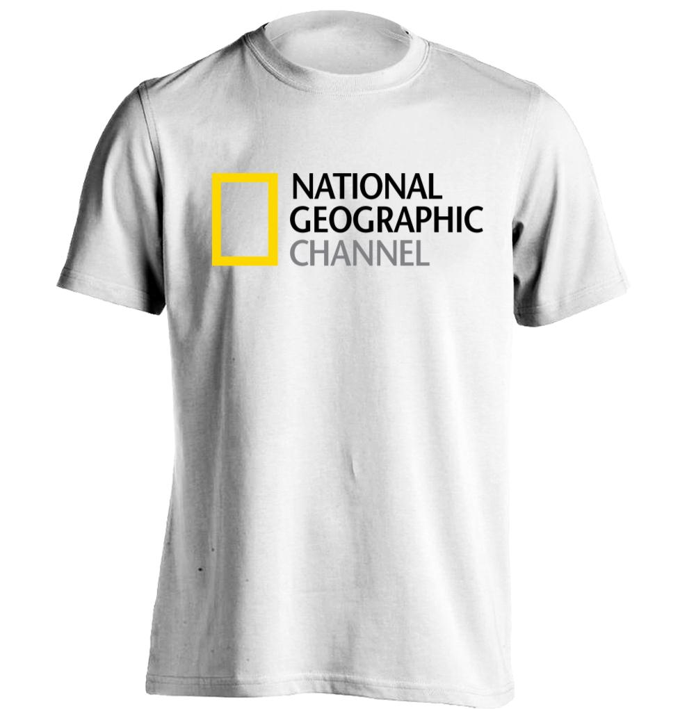 National Geographic channel logo Mens & Womens Cool T