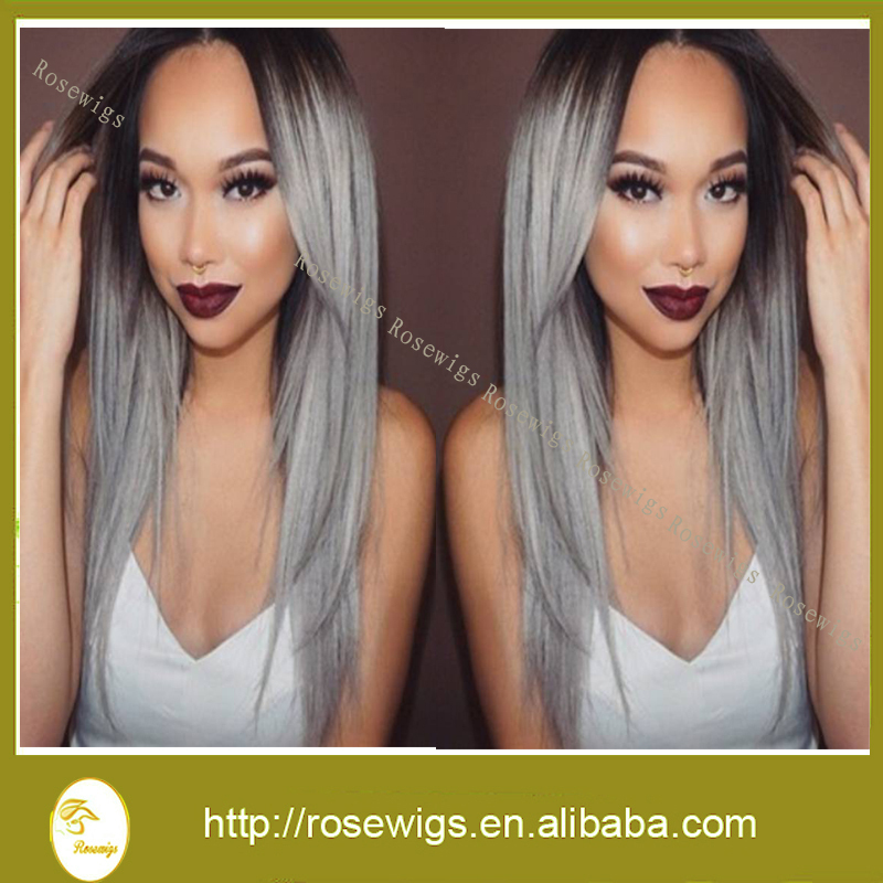 3pcslot 7a brazilian ombre hair extensions straight 1bgrey two 3pcslot 7a brazilian ombre hair extensions straight 1bgrey two tone human hair weave brazilian virgin hair ombre straight hair in hair weaves from hair pmusecretfo Images