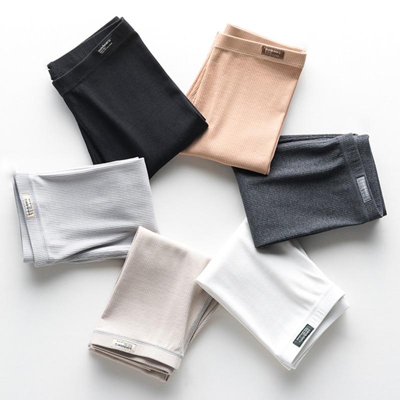 New Fashion High Waist Leggings Women Workout Leggings Slim Women Slim Pencil Breathable Leggings Cotton Elasticity Leggings