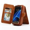 Многофункциональный Бумажник телефон Case Для Samsung S4/5/6/7/s7 EDGE/ПРИМЕЧАНИЕ/5 для iphone 6 s/6 s plus/7/7 плюс Молния Кошелек Сумка сумка