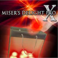 Avaros placer Pro X de Mark Mason (luz azul) trucos mágicos luz apareciendo mentalismo Primer plano accesorios Gimmick