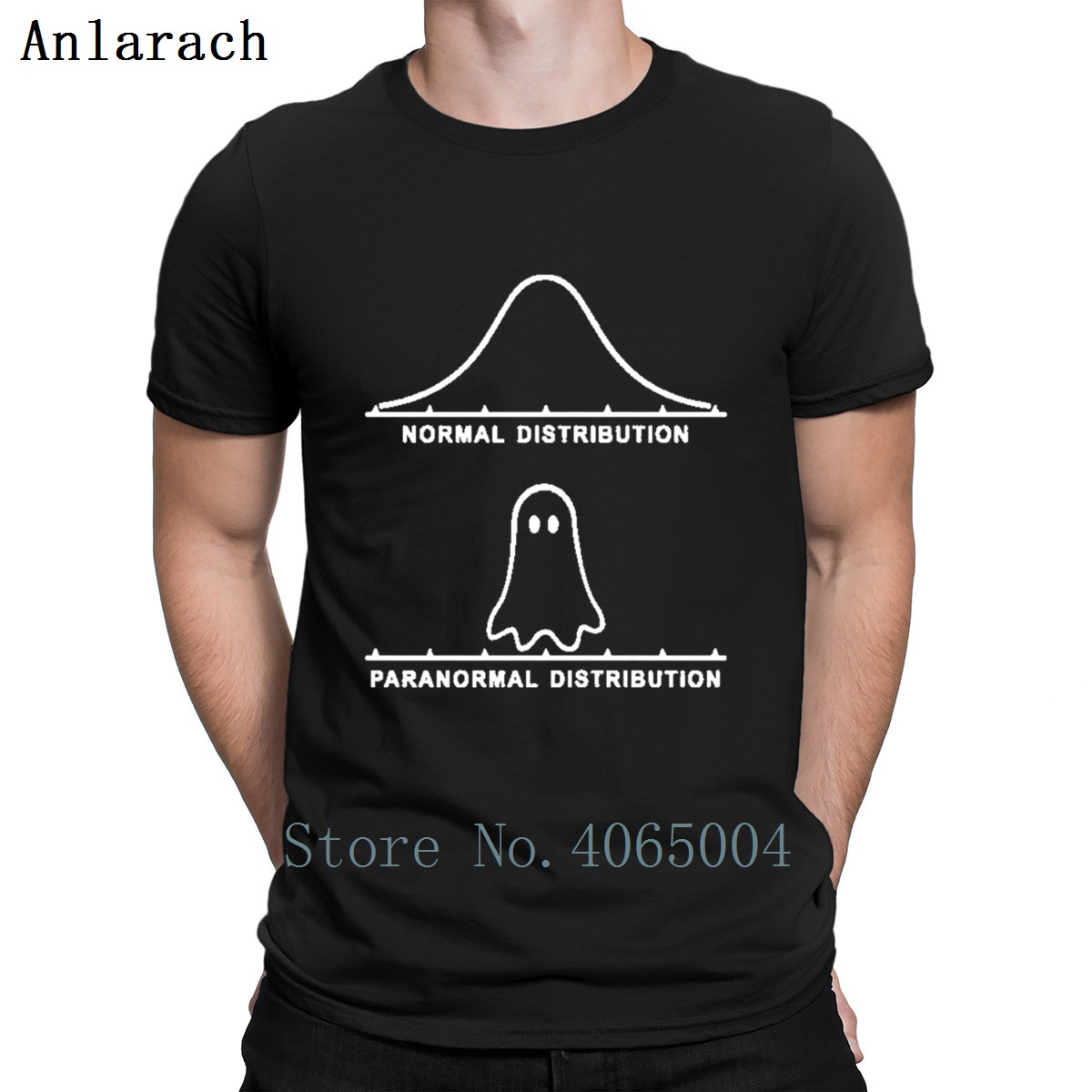 Math Joke Statistics Bell Curve Normal T Shirt Normal Crazy Casual Short Sleeve Vintage Spring S-XXXL Print Shirt