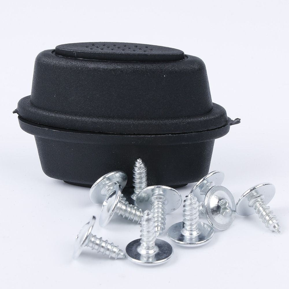 Bag Parts & Accessories 2x Replacement Plastic Luggage Stud Foot Feet Pad Black For Any Bags Kit Fashion Luggage Feet Plastic Feet Dropshipp Special Summer Sale