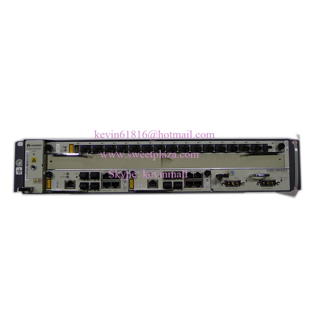 Networking Network Cabinets 1*mpwc+1*gpfd C+ Hua Wei Mini Gpon Or Epon Olt Ma5608t With 2*mcud