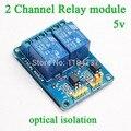 2 Канал Релейный Модуль реле борту 5 В Низкий уровень срабатывает 2 способ релейный модуль для arduino