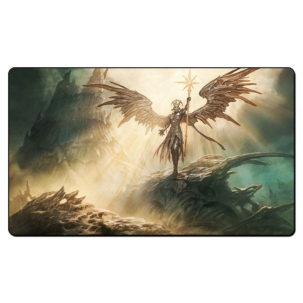 (Deathpact Angel) Board Games Playmats, Magical Card Play Mat,The Games Game Pad Custom Design With Free Gift Bag