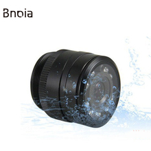 Universal Waterproof 28MM HD IR CCD Reversing Rear View Backup Camcorder Night Vision Car Camera 120 Degree Angle Lens