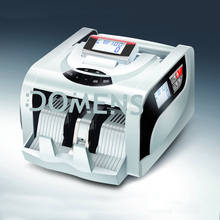 Dinero En Efectivo En Moneda Contador con UV + MG Detección UE-860T Máquina Para Contar Dinero Equipo Financiero mayorista