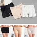 Women's Ladies Dancing Short Tights Spandex Elastic Pants Safety Underwear