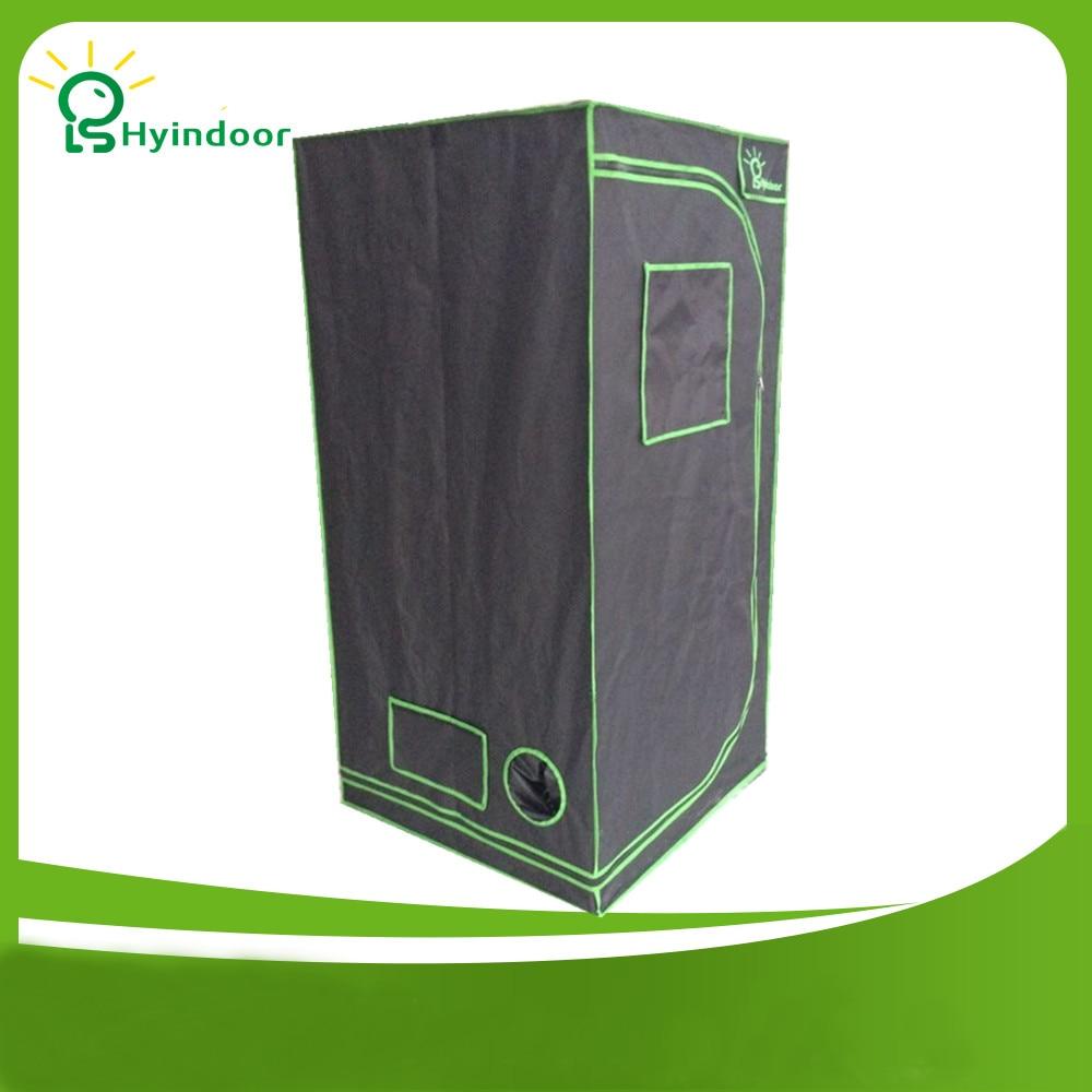 Garden Supplies 80*80*160 (32*32*63 Inches ) Indoor Hydroponics Grow Tent Reflective Mylar Non Toxic Garden Greenhouses